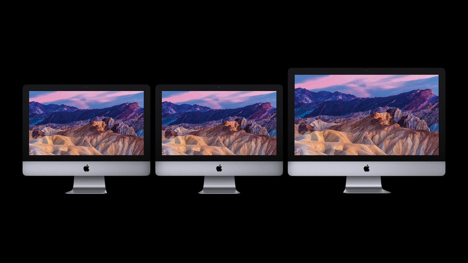 Apple Updates Imac Lineup With Big Graphics Boost And