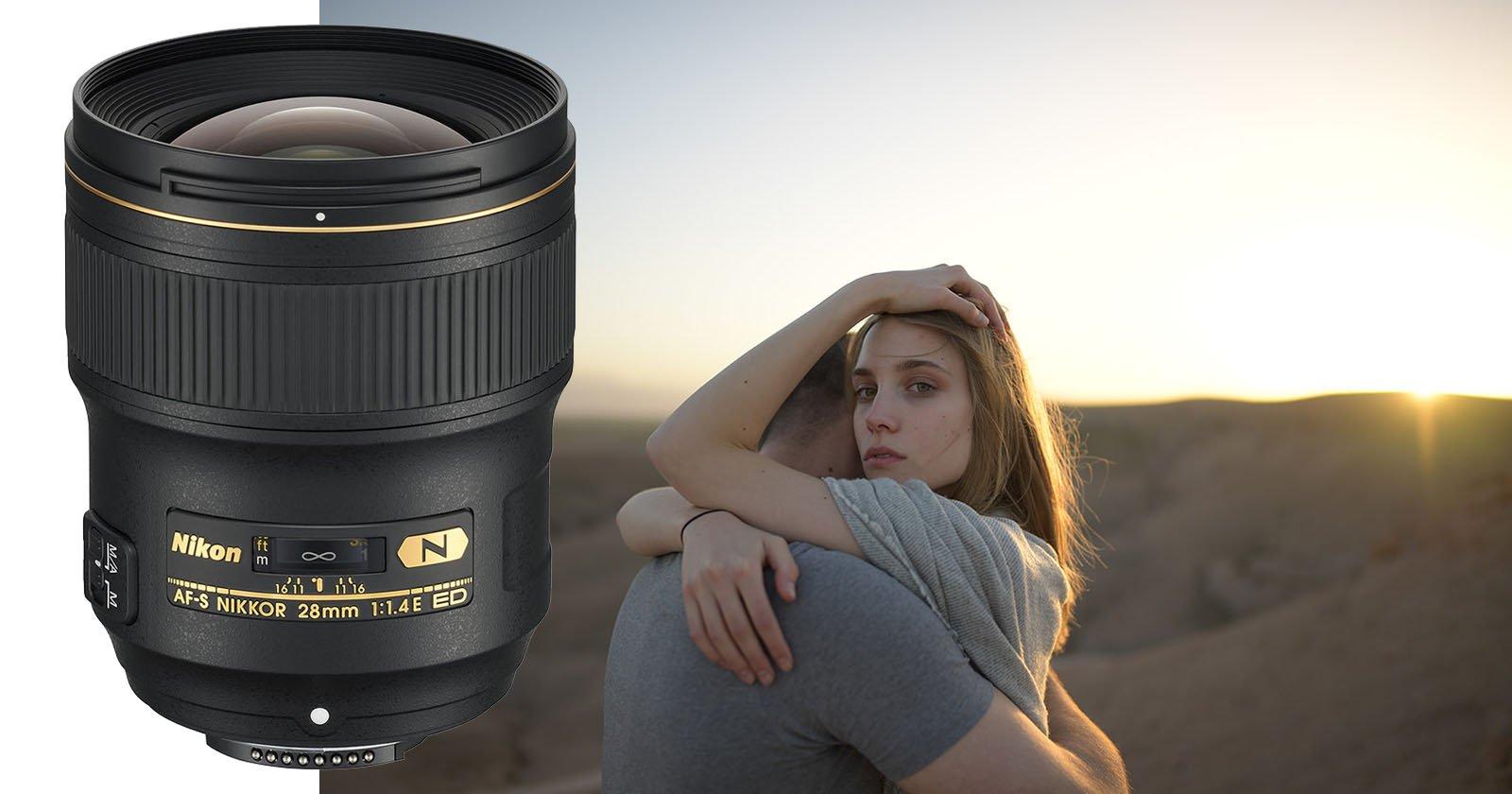 Testing Nikons New 28mm F 14 Lens In Morocco Nikon Af S F18g