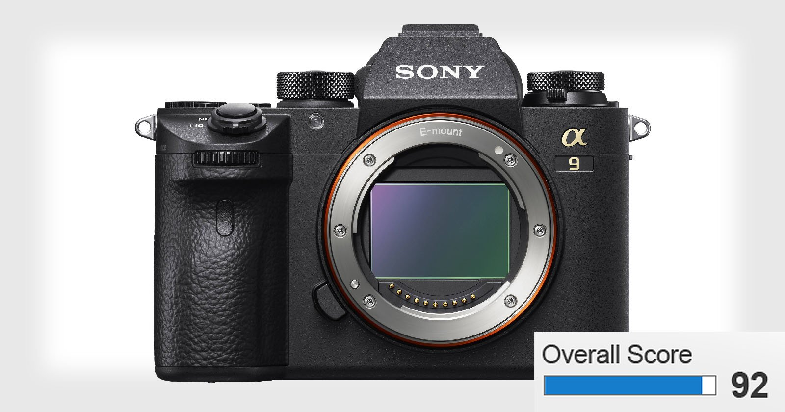 Sony a9 Sensor One of the Best Ever Tested, DxOMark Finds