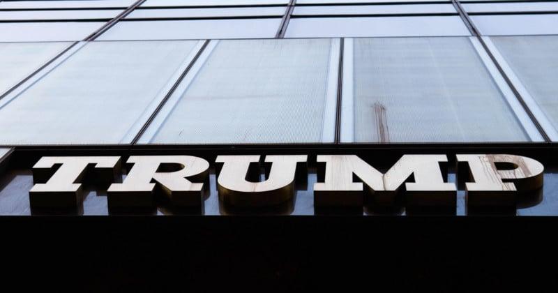 Photographer Sues Trump Org for Copyright Infringement