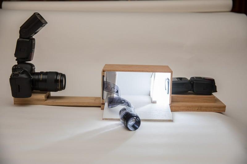 How I Built a Film-Digitizing Lightbox