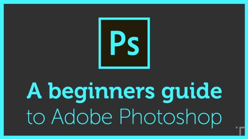 Here's a Free Photoshop Course in 33 Videos