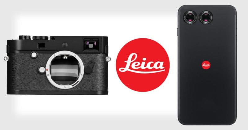 Leica's Owner Dreams of a 'True Leica Phone'