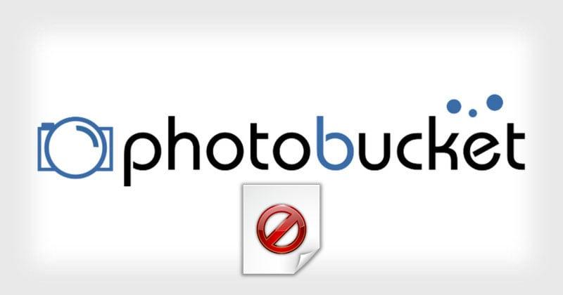 Photobucket Just Broke Billions of Photos Across the Web
