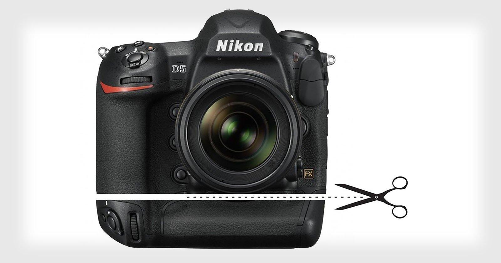 Nikon D850 Will Be a 'Baby Nikon D5', Reports Say