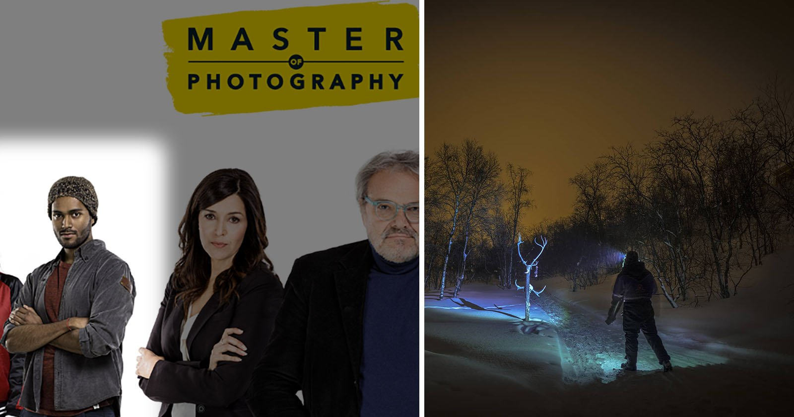 Souvid Datta Caught Staging Photo in 'Master of Photography' Finals