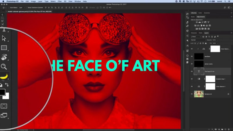 5 Photoshop Tricks in 5 Minutes: From the Banana Tool to Lens Flare Precision