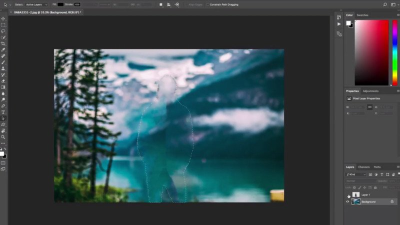 How to Give Your Still Photos a 2.5D Parallax Effect in Photoshop
