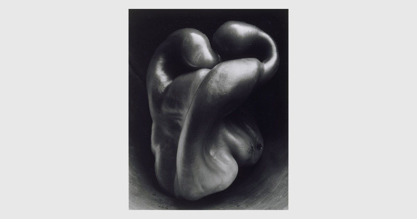 This Famous Pepper Photo by Edward Weston Was a 4hr  Exposure at f/240