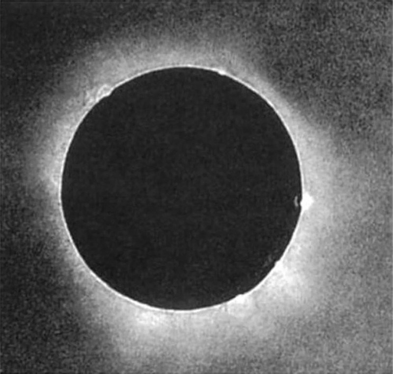 This First Ever Solar Eclipse Photo Was Shot In 1851