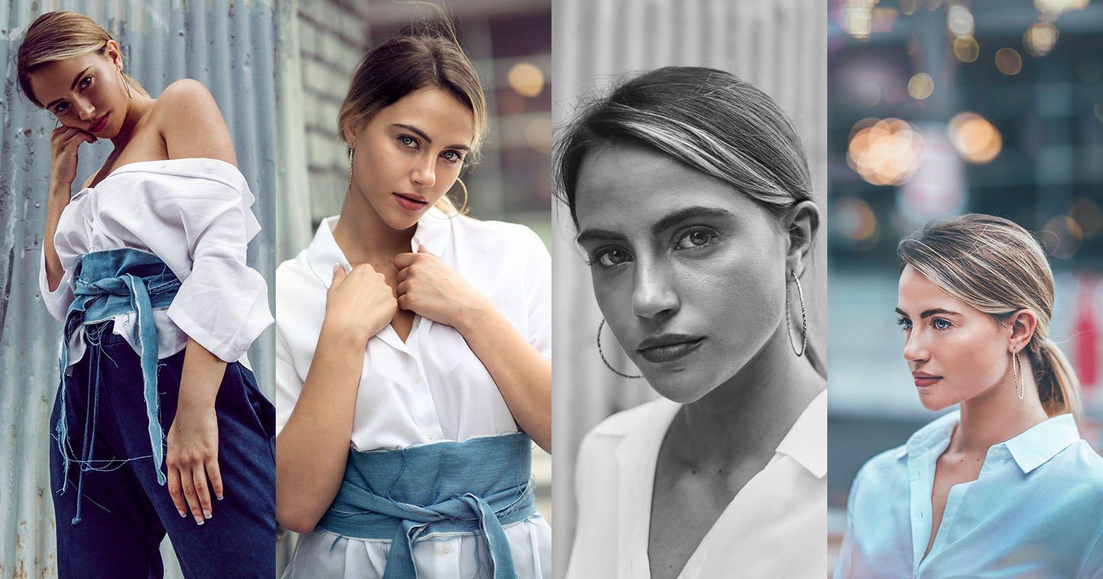 4 Top NYC Photographers Shoot the Same Model