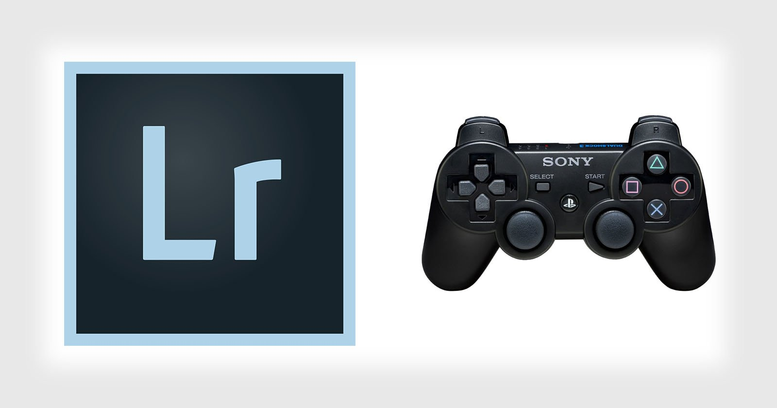 How to Edit Photos in Lightroom Using a Playstation Controller