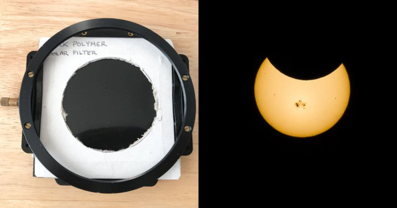 how to make a solar eclipse lens filter for $15 instead of paying $150+