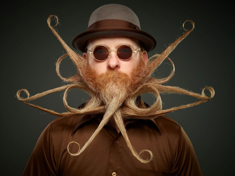 Image result for weird beards