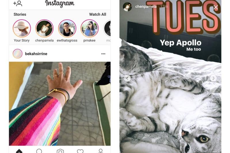 Instagram Stories Now Viewable on Desktop, Mobile Web Creation Soon