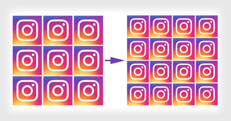 Instagram May Soon Break Its Classic Grid (and All Your 3×3 Mosaics)
