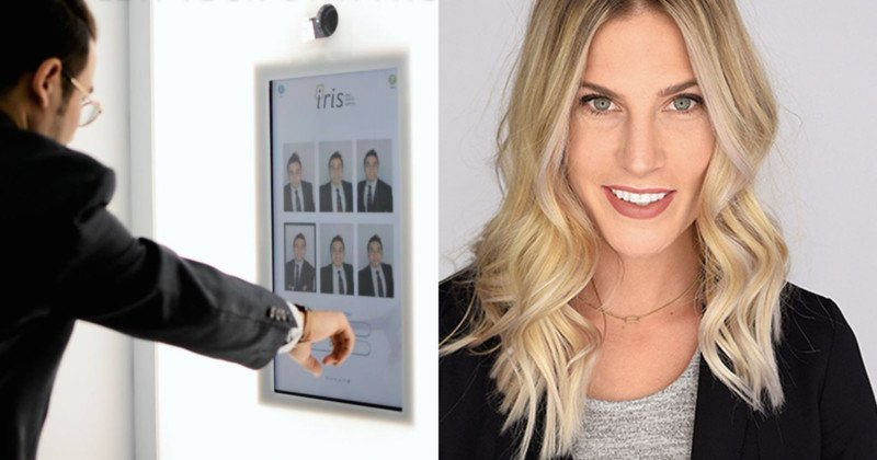 This Photo Booth Shoots 'Professional' Headshots for $20