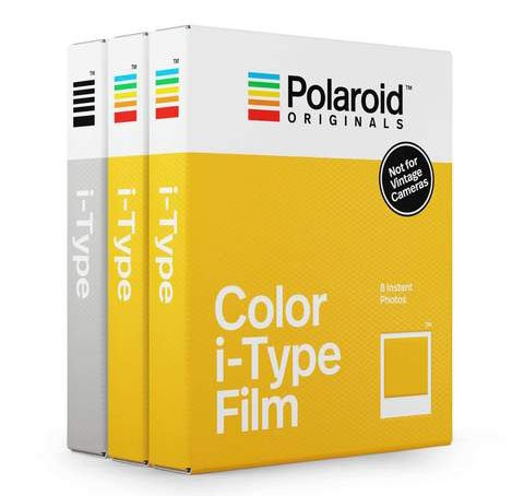 Polaroid Originals Launches With New OneStep Camera And IType Film - 18 hilarious brand new animal names that are so much better than the originals