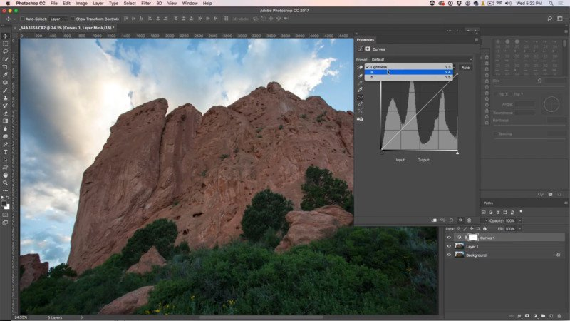 Using LAB Color in Photoshop to Add Color and Punch to Photos