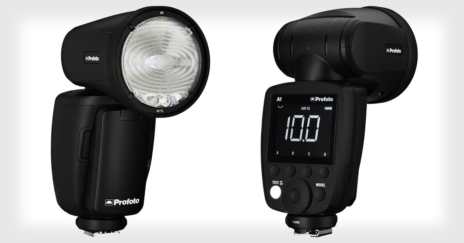 Profoto A1: Profoto's First On-Camera Flash, World's ...