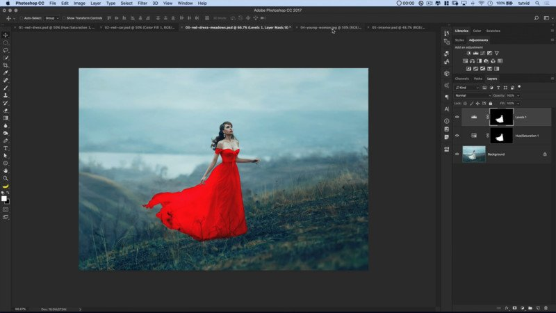 5 ways to change the color of anything in photoshop this 20 minute video from nathaniel dodson of tutvid that examines 5 separate ways to re color or add color to objects ccuart Images