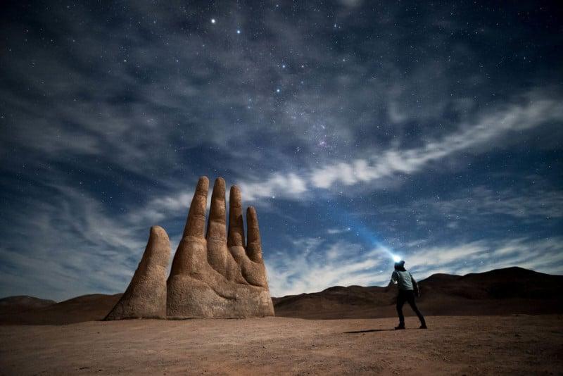 Gurun Atacama Chile