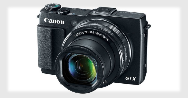 Canon Unveils the G1 X Mark III, The First PowerShot with an APS-C Sensor