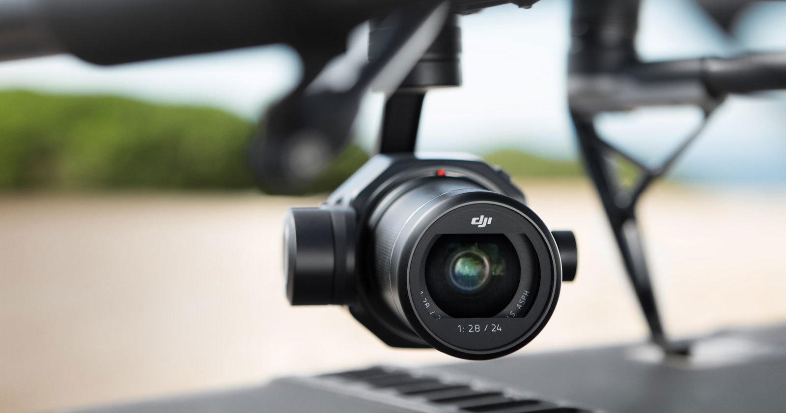 Dji Zenmuse X7 The First Super 35mm Camera For Aerial