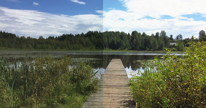 This Neural Network Enhances Phone Photos to 'DSLR-Quality'