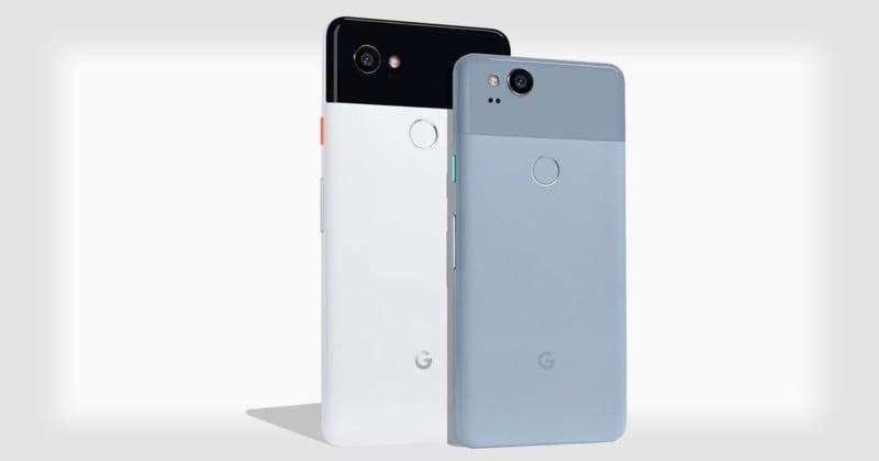 Google Pixel 2 Boasts the 'World's Top Smartphone Camera