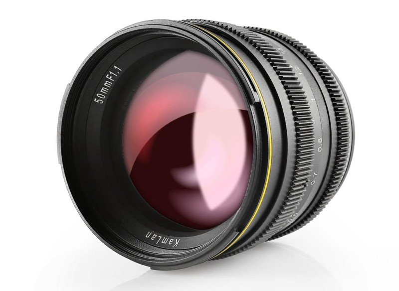 The Kamlan 50mm f/1 1 Lens is a Bokeh Beast That Costs Just $170