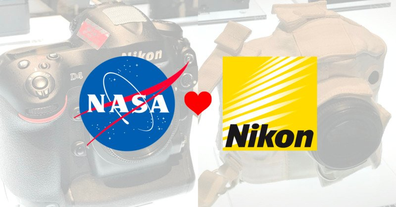 The Nikon Cameras Used by NASA