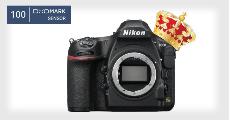 Nikon D850 Best DSLR Ever, Gets First Full 100 Score at DxOMark