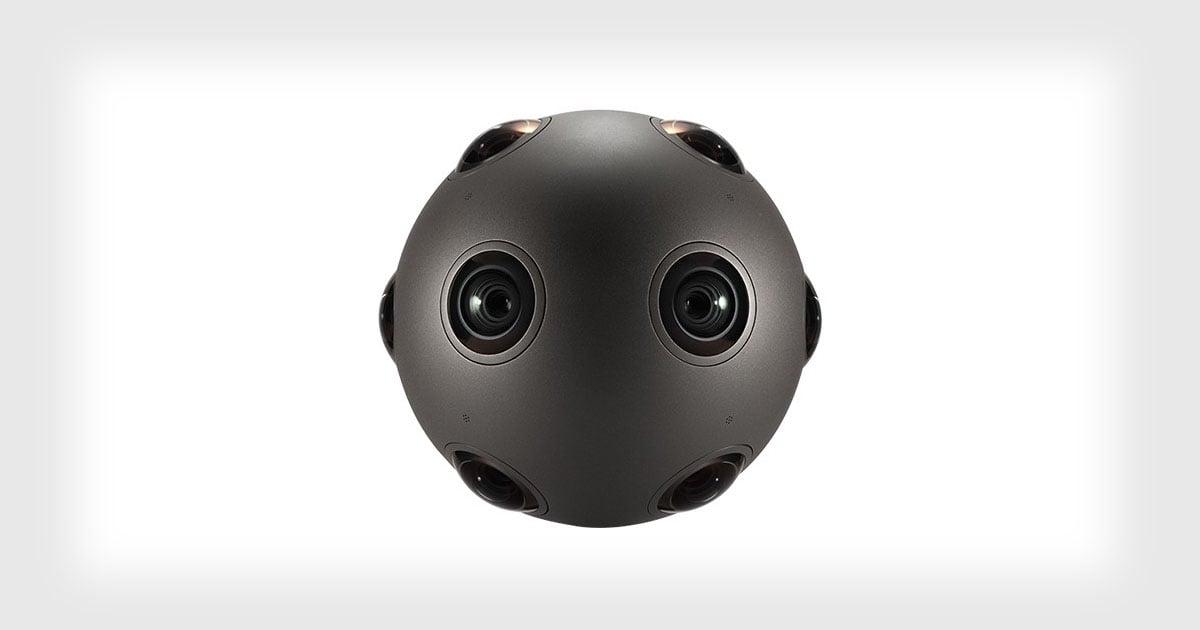 Nokia Shelves Its $25,000 VR Camera, the OZO