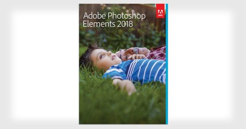 photoshop elements 2018 on sale