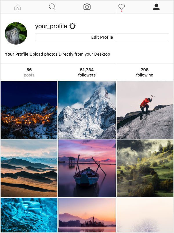 This App Lets You Upload to Instagram Directly From Your Desktop
