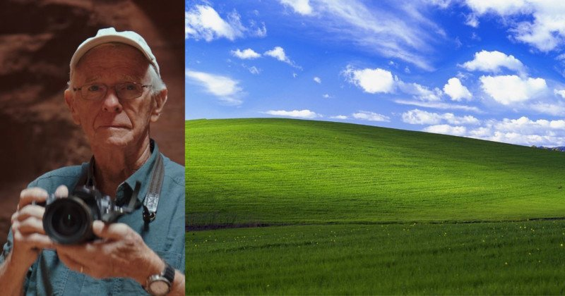 The Photographer Behind Windows Xp Bliss Shot 3 New Wallpapers
