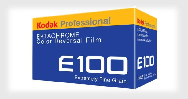 Kodak Ektachrome is Now Shipping