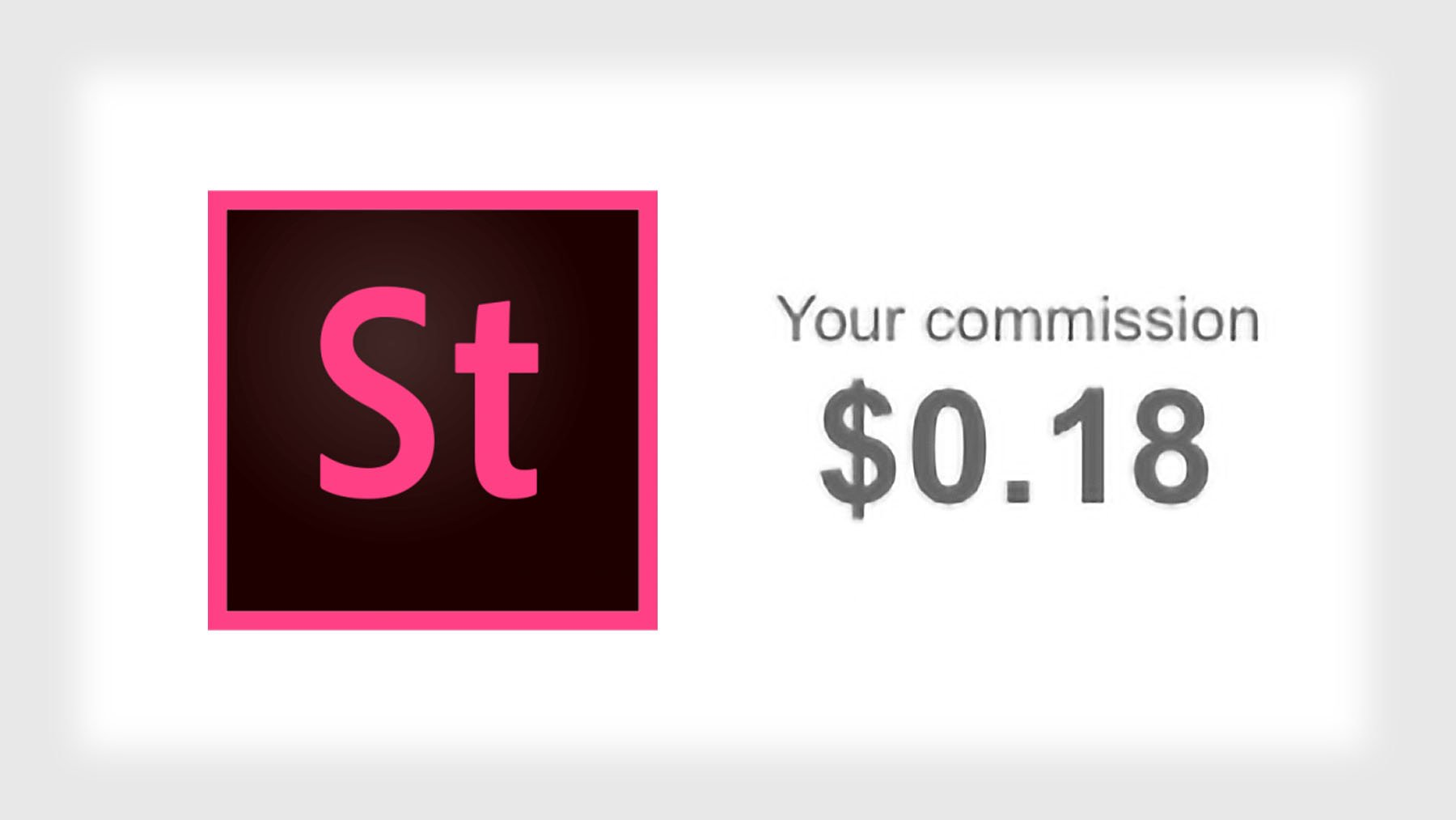 I Sold a Photo on Adobe Stock and... Earned Pennies