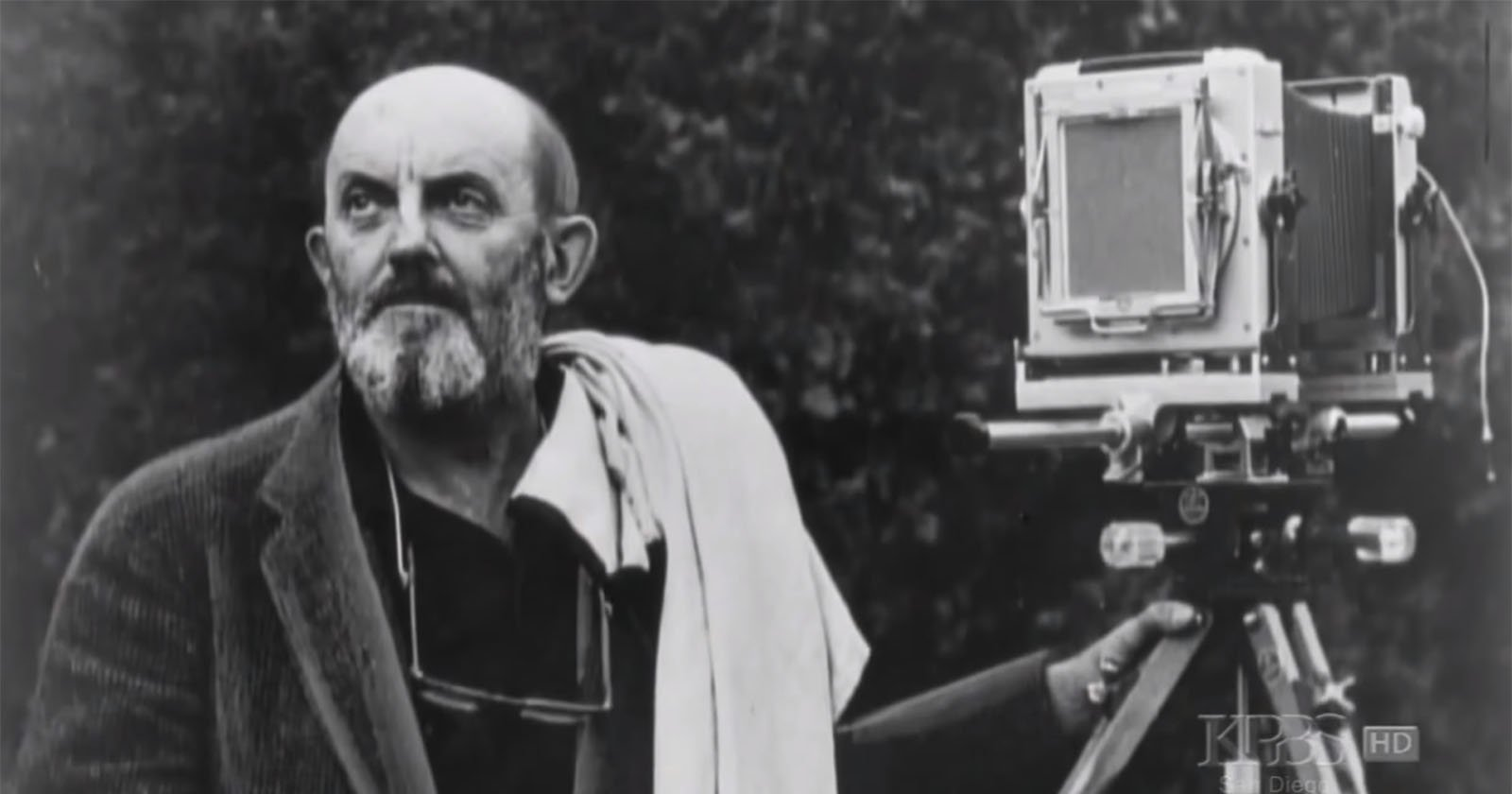Here's a Great Documentary About the Life and Work of Ansel Adams