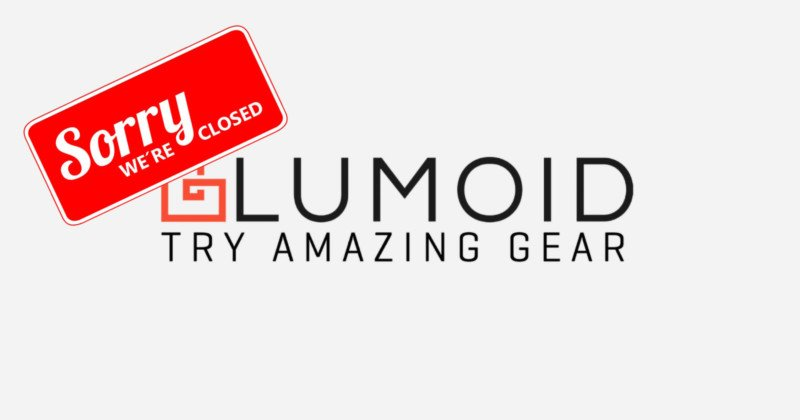 968900bb7ee Theres major consolidation going on in the US camera gear rental industry.  Lumoid