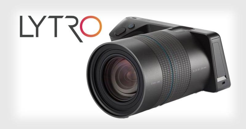 Lytro Shuts Down Its Light Field Photo Sharing Website