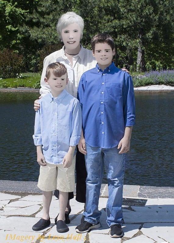 Photoshop Fails Pictures Kids