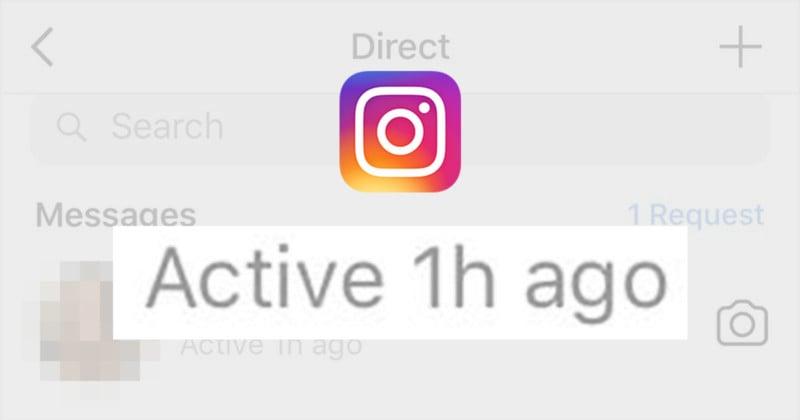 Instagram erzählt jetzt Leute, als du zuletzt warst: Hier ist, wie man es deaktiviert
