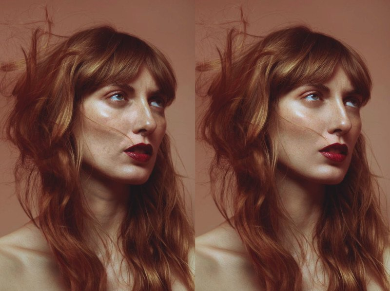 How to Dodge and Burn to Retouch Skin in Photoshop