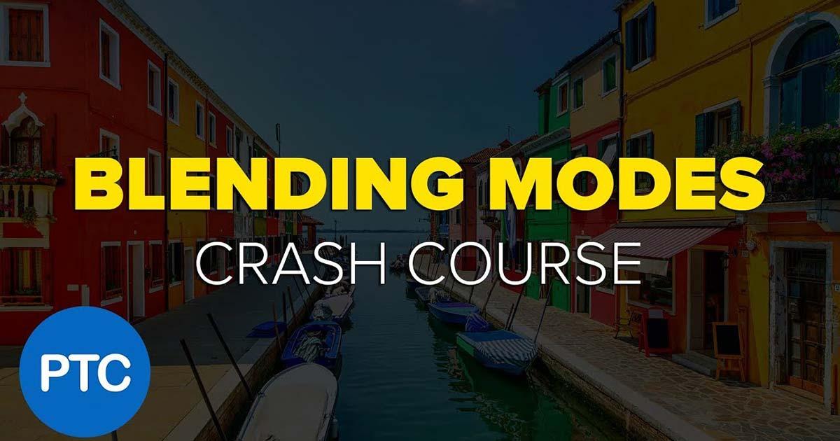 Ein 8-minütiger Crash-Kurs zu Mischmodi in Photoshop