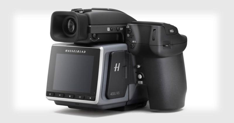 The Hasselblad H6D-400C Multi Shot Captures Monster 400MP Photos