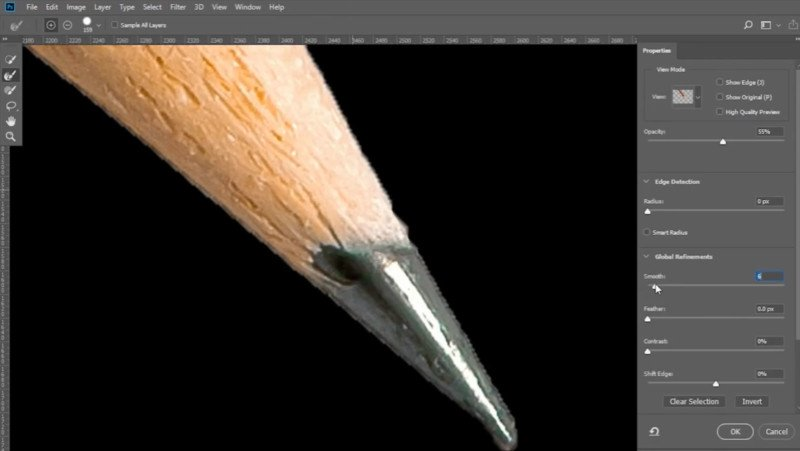 The 'Secret' Sliders for Getting Fast, Smooth Selections in Photoshop