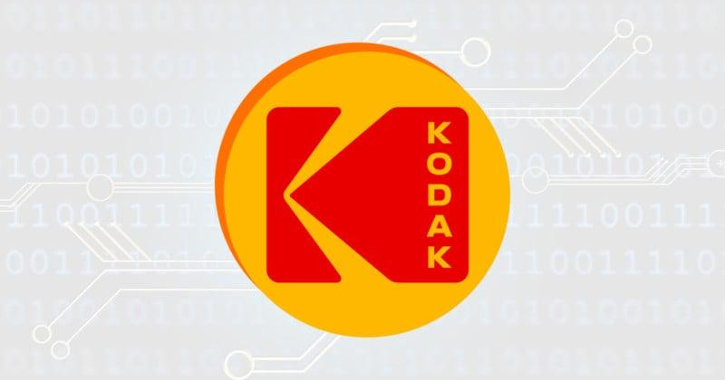 Kodak Joins Cryptocurrency Craze with 'KODAKCoin', Stock Surges