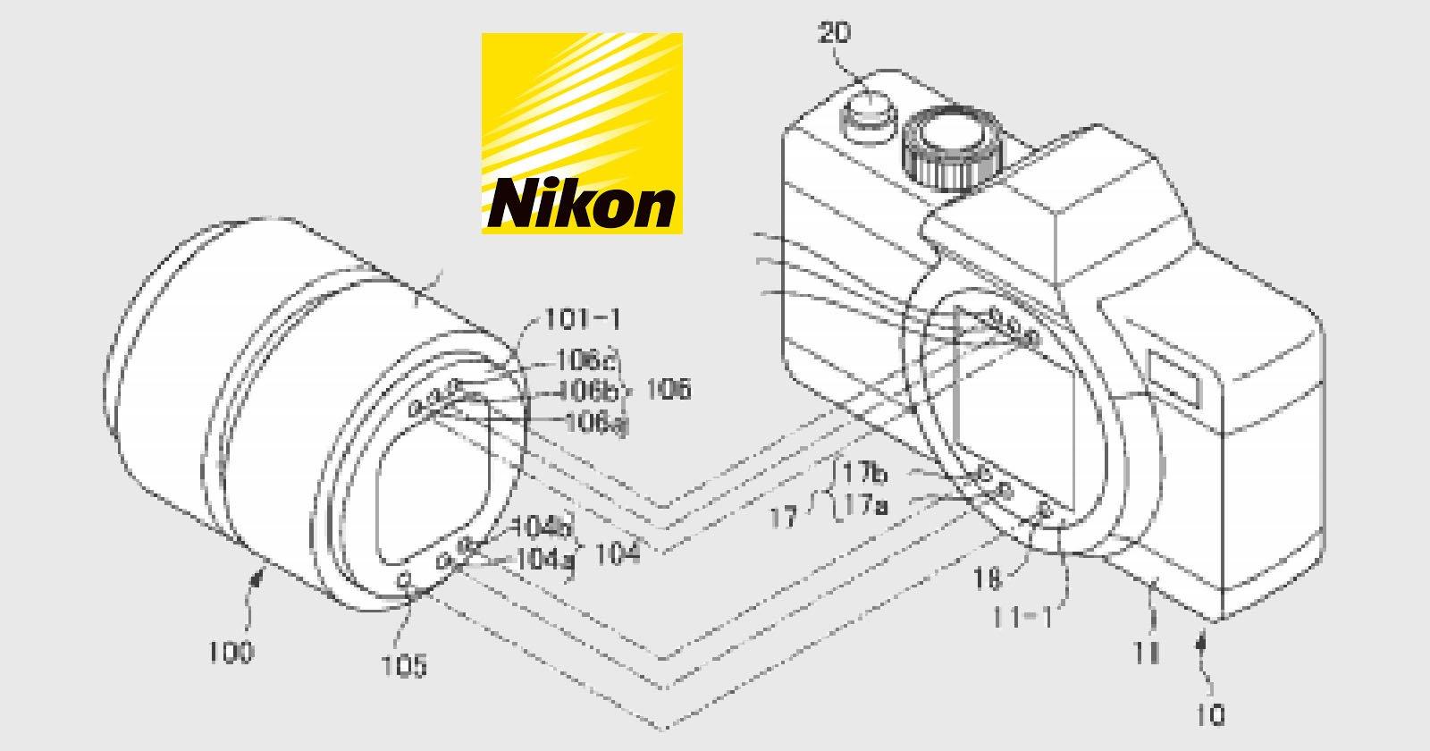 nikon p series mount instructions